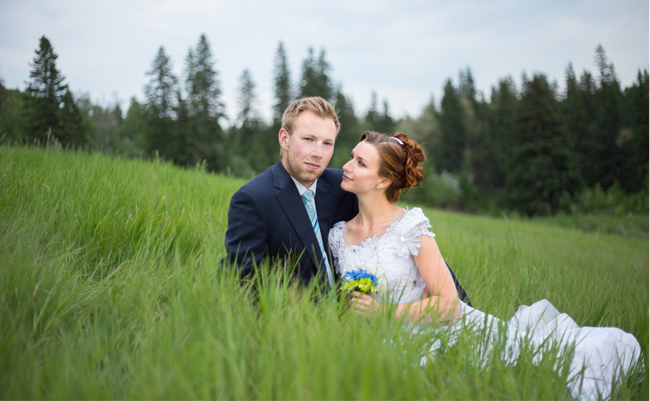 Edmonton Wedding Photographer - Styled bridal shoot 2