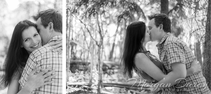 Edmonton Wedding Photographer photography photographers Edmonton boudoir photography morgan darcy photography country engagement park engagement portrait session kiss
