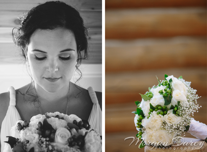 Alberta Wedding Photographer photography photographers romanian wedding farm wedding bride groom portraits log house bouquet