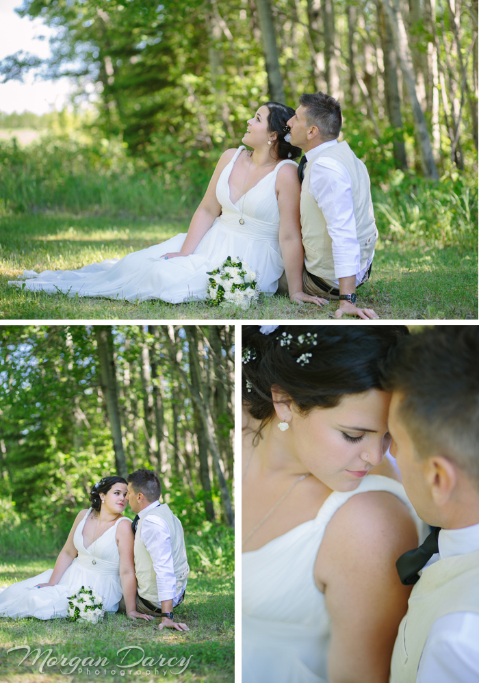 Alberta Wedding Photographer photography photographers romanian wedding farm wedding bride groom portraits sunny forest